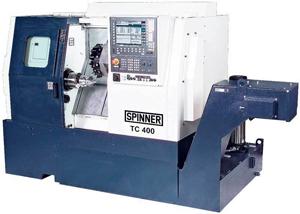 Spinner TC 400